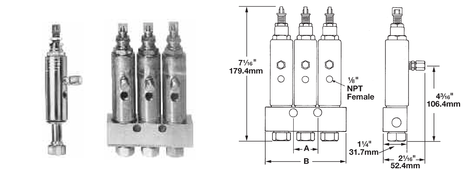 Centromatic Injector SL 1
